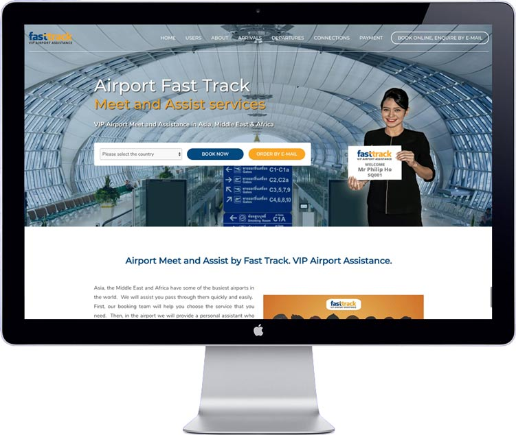 management solutions for the VIP airport services sector